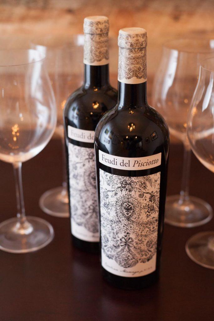 Feudi del pisciotto frappato kisa vino a porter afrodisiaco