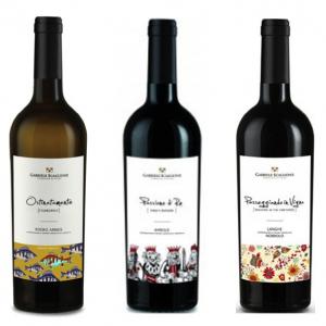 Tre Caratteri Gabriele Scaglione