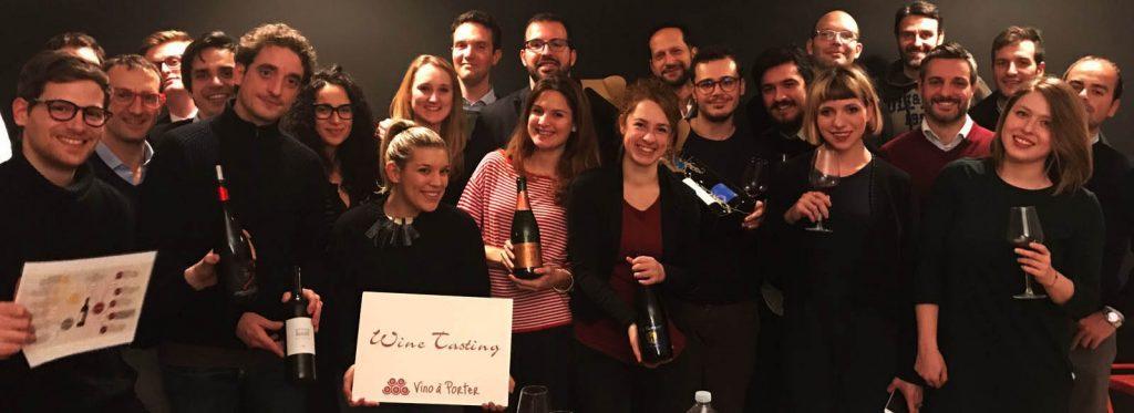 Vino à Porter degustazione 01 febbraio Metodo Classico Ca Rovere Pinot Nero